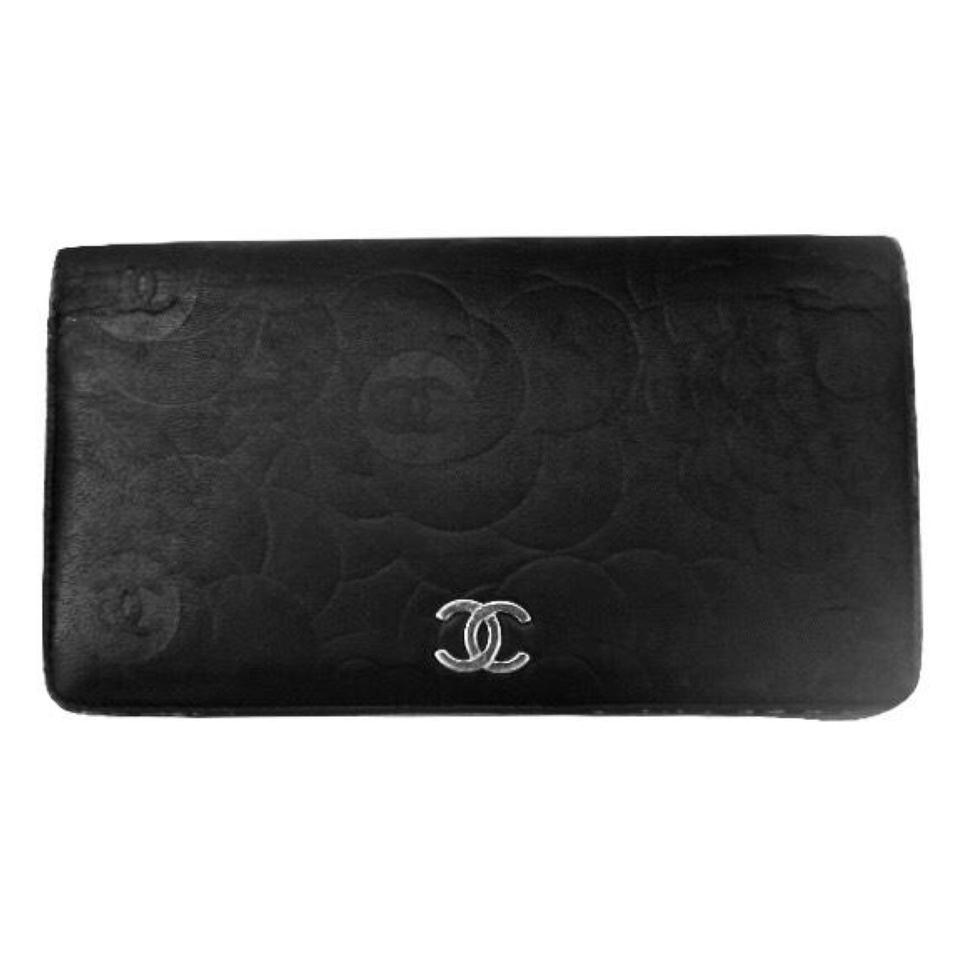 e8425a53deae Chanel CHANEL Camellia Long Portefeuille Wallet with Original Receipt Image  0 ...