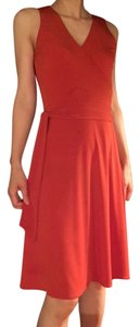 Other short dress Burnt Orange on Tradesy