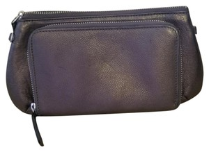 Brighton Dark silver Clutch