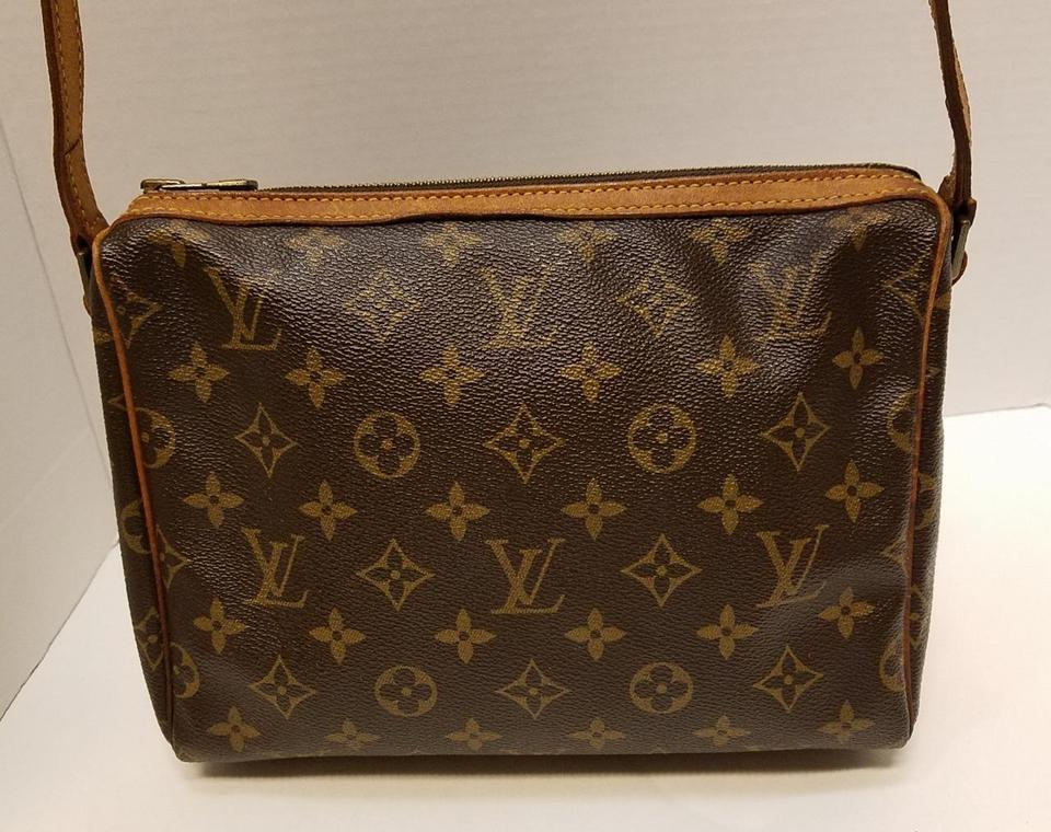 Louis Vuitton Tuileries Vintage with Coa Brown Monogram Coated Canvas    Leather Shoulder Bag - Tradesy 61fcb7b4f4a2e
