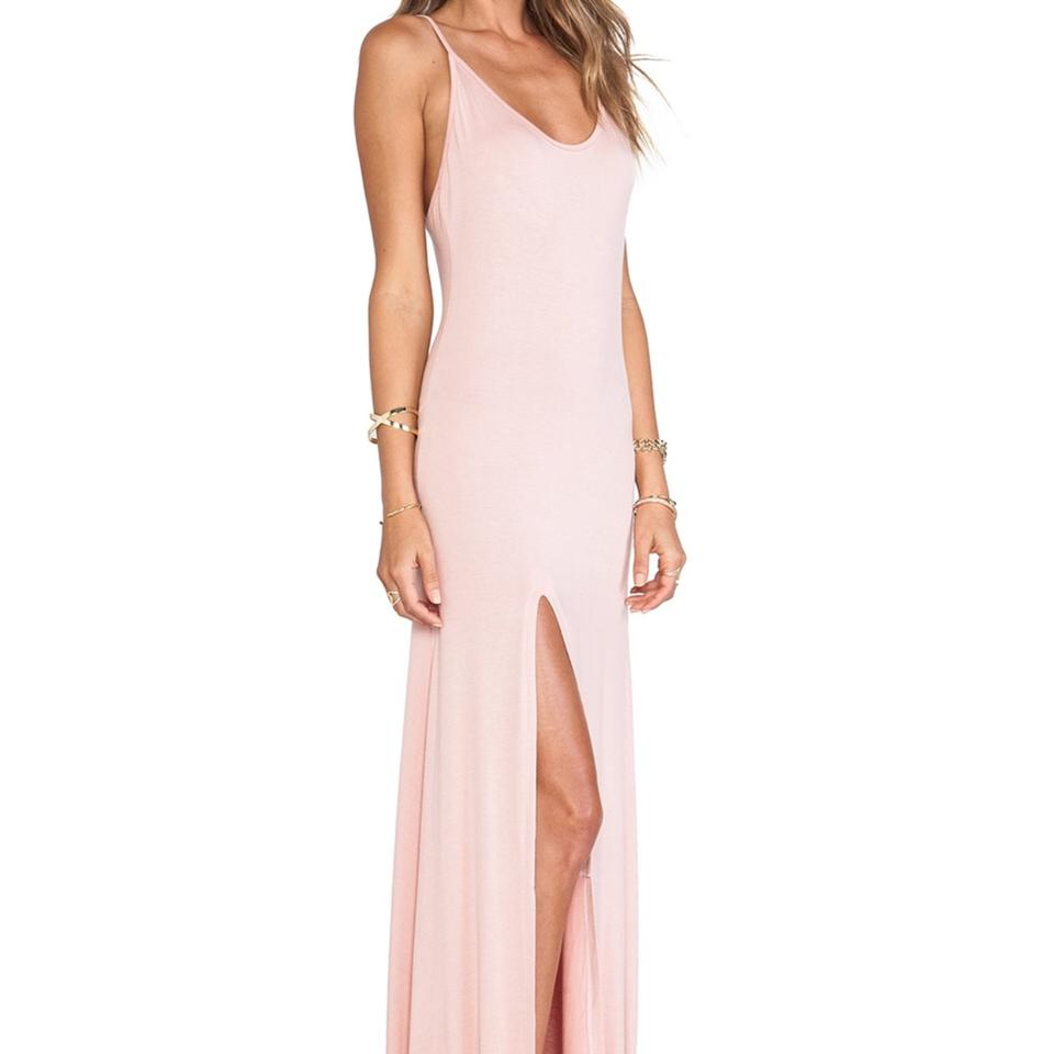 97222b6e2f4 Lovers + Friends Muave Another Girl Long Casual Maxi Dress Size 0 ...