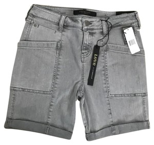 Liverpool Jeans Company Cargo Shorts washed gray