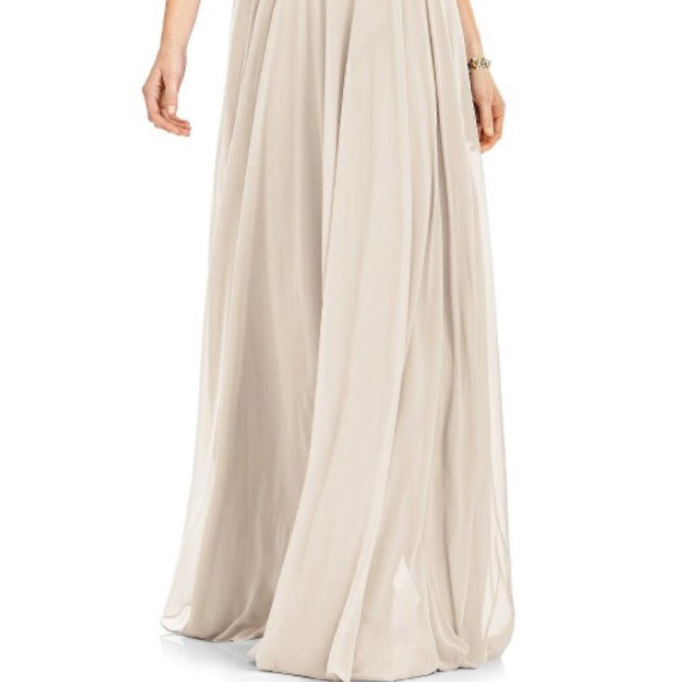 1c9fb9f449 After Six Topez Bridesmaids Style 6751 Long Formal Dress Size 10 (M) -  Tradesy