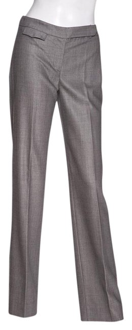 Preload https://img-static.tradesy.com/item/21787060/piazza-sempione-grey-woven-straight-leg-pants-size-4-s-27-0-1-650-650.jpg