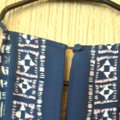 BCBGMAXAZRIA short dress blue Bcbg Summer Nwot Halter Tank on Tradesy Image 3
