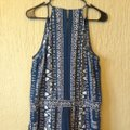 BCBGMAXAZRIA short dress blue Bcbg Summer Nwot Halter Tank on Tradesy Image 1