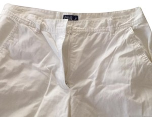 Blu Byblos Straight Pants white
