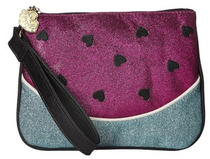 Betsey Johnson Multi-Color Clutch