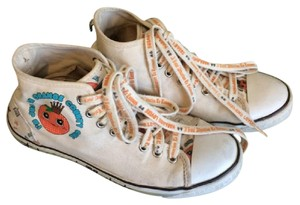 Harajuku Lovers Gwen Stefani L.a.m.b. Orange Ankle Off-White, Multi Athletic