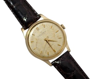 IWC 1961 IWC Vintage Mens Watch, Cal. 853 Automatic with Date - 18K Gold F