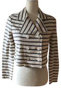 Tulle Stripped Jacket