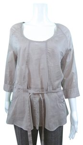 Drifter Oganic Cotton Top Taupe