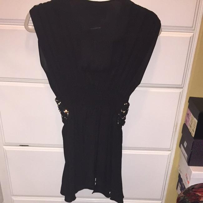 Meghan Top Black