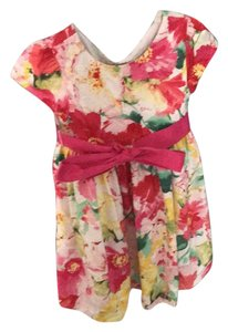 Ralph Lauren short dress Infant Baby Girl Baby Baby Floral 12 Month on Tradesy