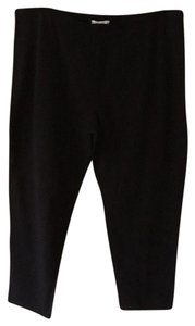 Joan Vass Trouser Pants Black