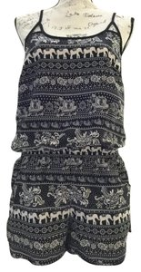 Hot Kiss One Piece Short Elephant Dress