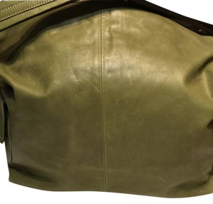 Cavalcanti Satchel in olive green