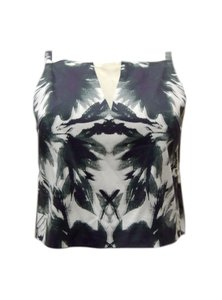 MILLY Top Black/white