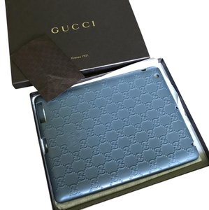 Gucci Gucci rubber iPad case