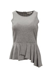 MILLY Top grey
