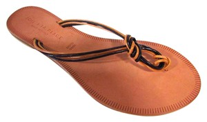 Joie A La Plage Italian Leather Thong Casual Sandals