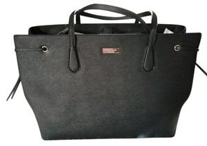Kate Spade Large New Tote in Black