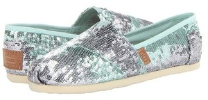 Madden Girl Sequin Multi Flats
