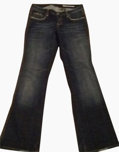 Buffalo David Bitton Flare Leg Jeans-Medium Wash