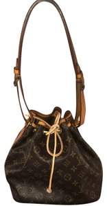 Louis Vuitton Noe Looping Boho Real Hobo Bag