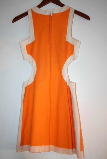 Other short dress Orange 1960 on Tradesy