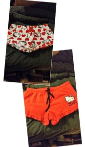 Hello Kitty 2 Pack Lounge Short Set - Size M