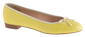 J.Crew Sour Lemon Flats
