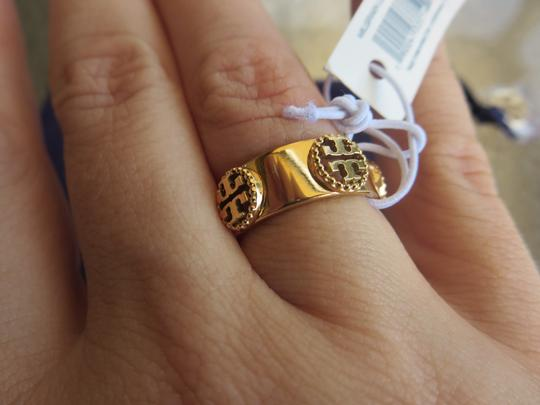 Tory Burch Milgrain Ring