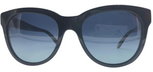 c17aa2062263 Tiffany   Co. TF4112 8001 4U Black Acetate Frame with Blue Gradient  Polarized Lenses