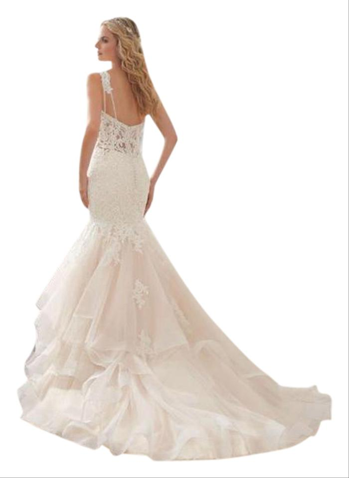 Mori lee wedding dress on sale 50 off wedding dresses for Mori lee wedding dress sale