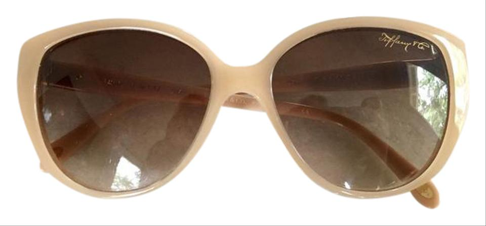 bc78fb9142db Tiffany   Co. Beige Tf4082 In Sunglasses - Tradesy
