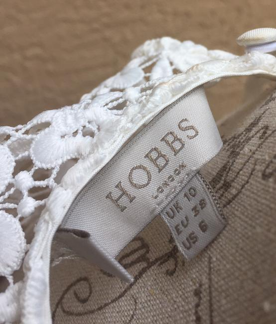 Hobbs London Lace Top white