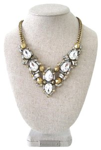 Stella & Dot Stella & Dot Zora Crystal Statement Necklace