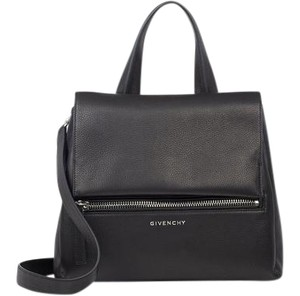 Givenchy Pure Small Pure Satchel in Black
