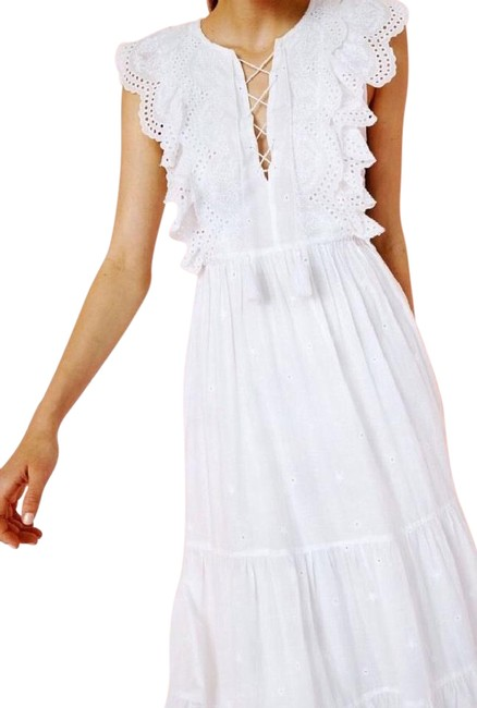 Preload https://img-static.tradesy.com/item/21799801/ulla-johnson-blanc-vera-embroidered-eyelet-ss-2017-collection-mid-length-cocktail-dress-size-6-s-0-2-650-650.jpg