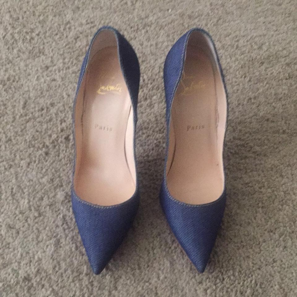 size 40 292a5 c8bb4 Denim So Kate 120 Pumps