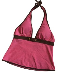 Free Country Free Country Pink Tankini Swim Top