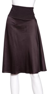 Rozae Nichols Skirt Brown