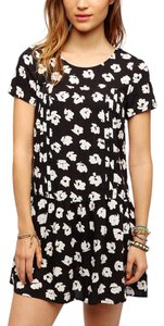 Coincidence & Chance short dress Floral Tunic Drop Waist Urban Outfitters on Tradesy