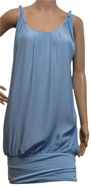 Preload https://img-static.tradesy.com/item/2180167/powder-blue-above-knee-night-out-dress-size-2-xs-0-0-650-650.jpg