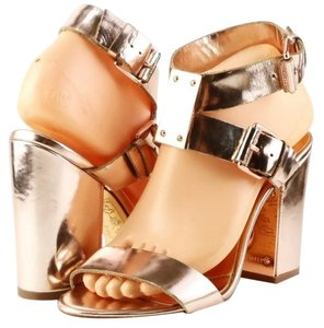 Ted Baker Lissome Pink Light Pink/ Metallic Sandals