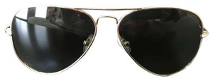 Rusty Rusty Aviator Polarized Sunglasses