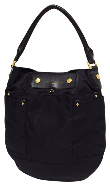 Marc by Marc Jacobs Black Nylon Cross Body Bag Marc by Marc Jacobs Black Nylon Cross Body Bag Image 1