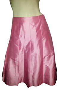 Banana Republic Skirt Cotton Candy Pink