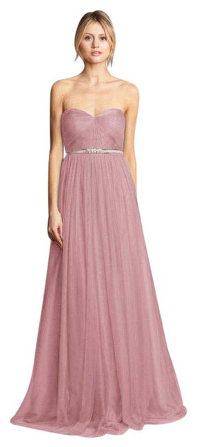 Item - Whipped Apricot Yoo-annabelle Long Formal Dress Size 8 (M)